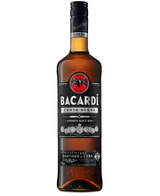 Bacardi Carta Negra rumm 40% 700 ml