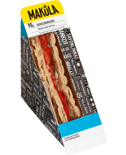 Makula suitsutatud vikerforelli-Lapi leiva võileib 90 g