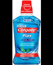 colgate suuvesi plax soft mint 500ml