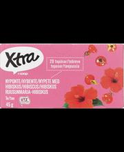 Kibuvitsa-hibiskitee 20 x 2,25 g