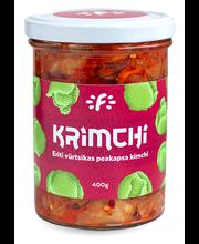 Eriti vürtsikas peakapsa kimchi 400 g