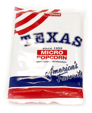 Popkorn Texas 100 g