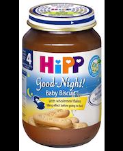 Hipp hea une puder küpsistega 190g, alates 4-elukuust