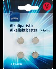 Patarei Litium LR44, 4 tk