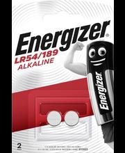 Patarei Alkaline LR54/189 1,5V 2 tk