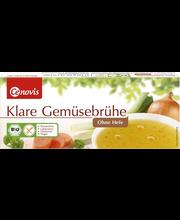 Orgaaniline köögiviljapuljong pärmita 132 g, gluteenivaba