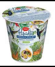 Paradiis papaia-passioni kreeka jogurt, 350 g