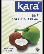 Kara kookoskoor 24% 200 g