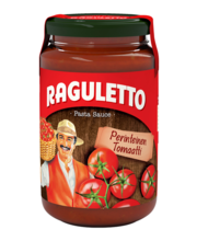 Raguletto tomatikaste, 400 ml