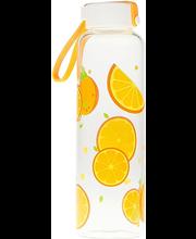 Veepudel Apelsin 400 ml, klaas
