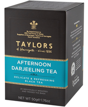 Taylors of Harrogate Afternoon Darjeeling must tee 20 tk