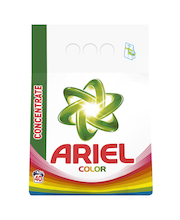 Ariel Color pesupulber 3 kg, 40 pesukorda