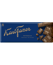 Karl Fazer piimašokolaad 200 g