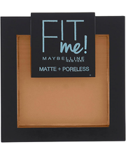 Puuder Fit Me Matte + Poreless 350 Caramel