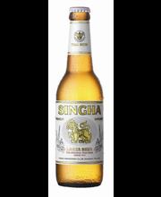 Singha Lager õlu 5% 330 ml