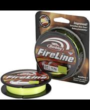 Õngenöör Fireline 0,25 mm Roheline