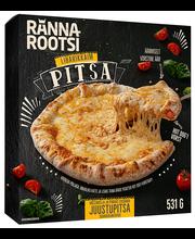 Pizza mozzarella ja cheddari juustuga, 531 g uudis!