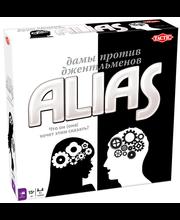 Lauamäng Alias Naine vs Mees (RUS)