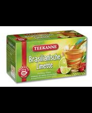 Puuviljatee Brasiilia Laimi 20 x 2,5 g