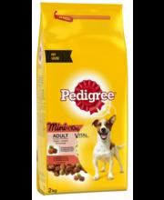 Täissööt koertele härjaliha ja köögiviljaga 2 kg