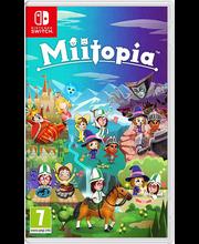 NSW mäng Miitopia