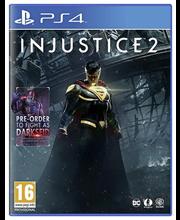 PlayStation 4 mäng Injustice 2