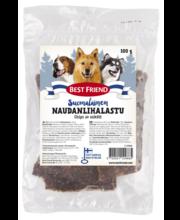 Best Friend veiselihalaastud maiuspala koertele 100g