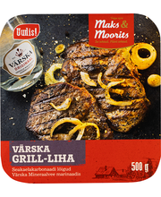 Värska grill-liha kaelakarbonaadist 500g