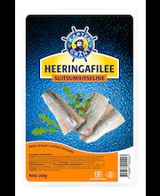 HEERINGAFILEE SUITSUMAITS 240 G