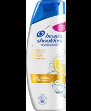 Shampoon Citrus Fresh 250 ml