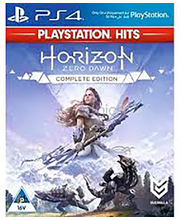 PS4 mäng Horizon: Zero Dawn Complete Edition