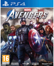 PS4 mäng Marvel's Avengers