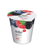 Metsamarjajogurt, ME-3 bakteriga, 350 g