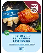 Fitlap kanafileerullid juustuga 400 g