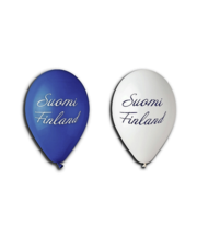 Õhupallid Suomi Finland, 6 tk