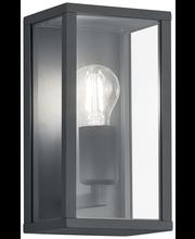 Õuevalgusti Garonne 14x26 cm, antratsiit