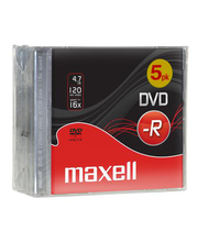 Toorik DVD-R4,7GB 5 tk
