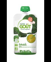 Good Gout brokolipüree 120 g, öko, alates 4-elukuust