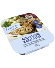 Fitlap grillsteigid kanafileest 350 g