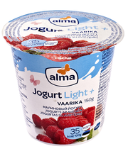 Light+  vaarikajogurt 125 g