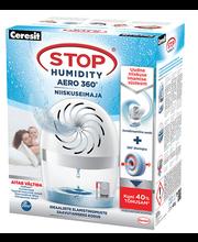 Niiskuseimaja Aero360 + tablett 450 g, valge
