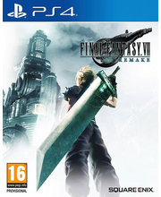 PS4 mäng Final Fantasy VII - Remake