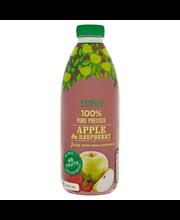 Tesco õuna-vaarika-arooniamahl, 1 l