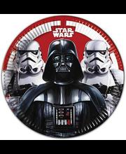Papptaldrik 23cm 8tk Star Wars