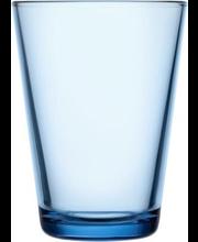Joogiklaas Kartio 40 cl 2 tk, veesinine