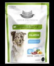 Hau-Hau Champion Super Premium teraviljavaba täissööt koertele lambalihaja kartuliga, 1,5 kg