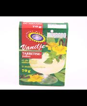 Vaniljetarretis 70 g