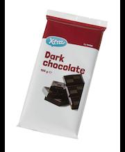 X-tra tume šokolaad 100 g