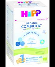 Hipp Combiotic 1 piimasegu 800 g, alates sünnist