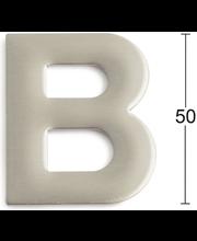 Habo uksetäht B, 50 mm, roostevaba teras